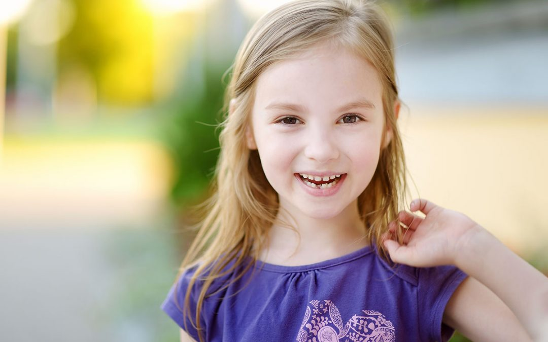 should i replace my child missing tooth